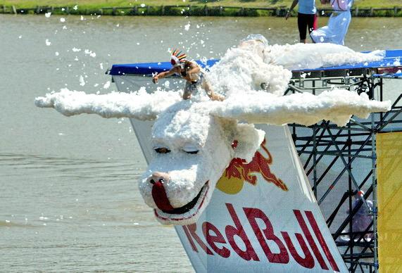 Red Bull Flugtag,день полетов
