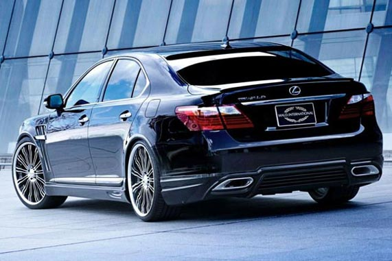 Wald International Lexus LS460 2010