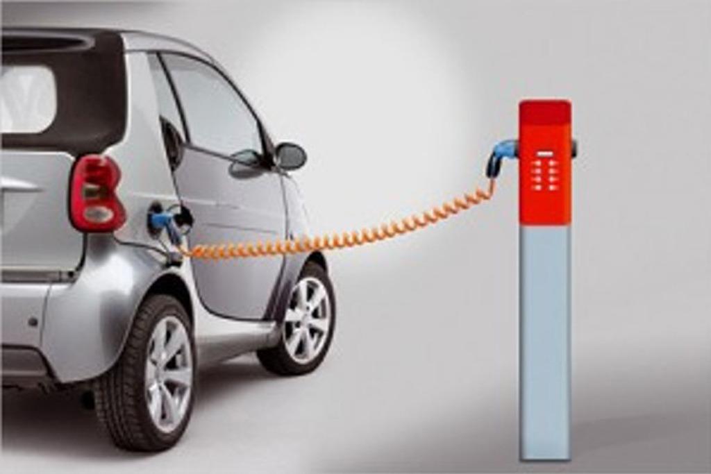 как заряжать Электрокару #2