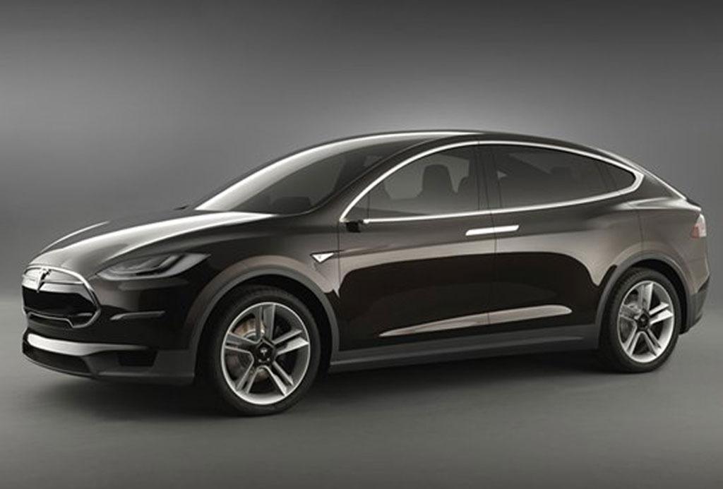 Tesla Model S - электрическое будущее на скорости