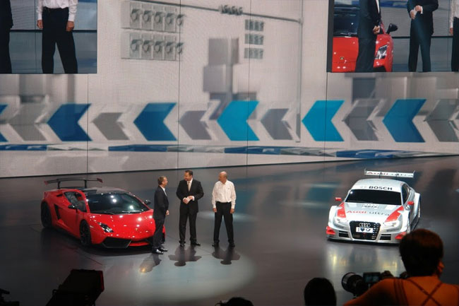 Audi DTM 2012