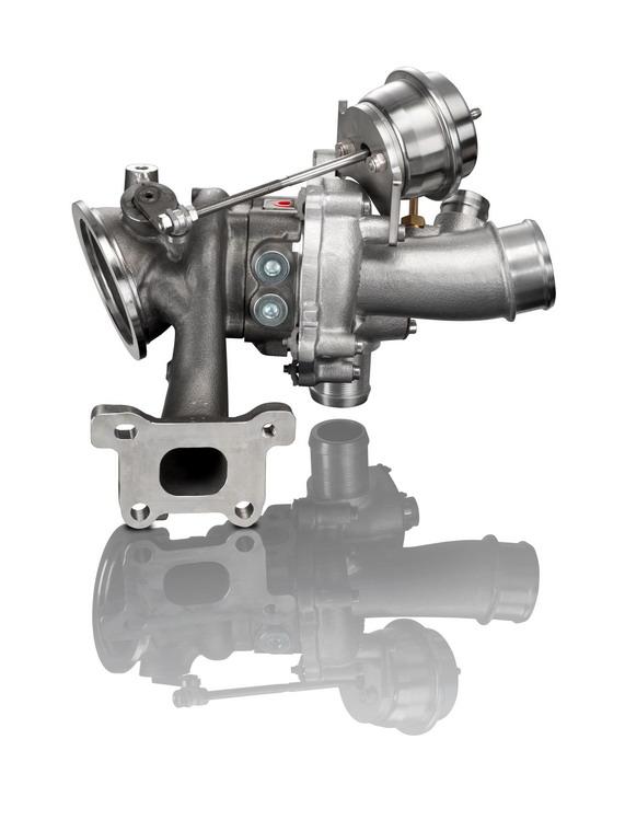 турбокомпрессор для бензиновых двигателей