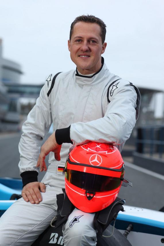 Михаэль Шумахер,GP2