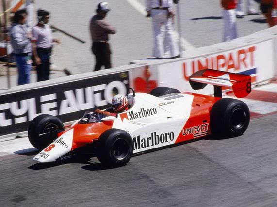 Ники Лауда,Формула-1
