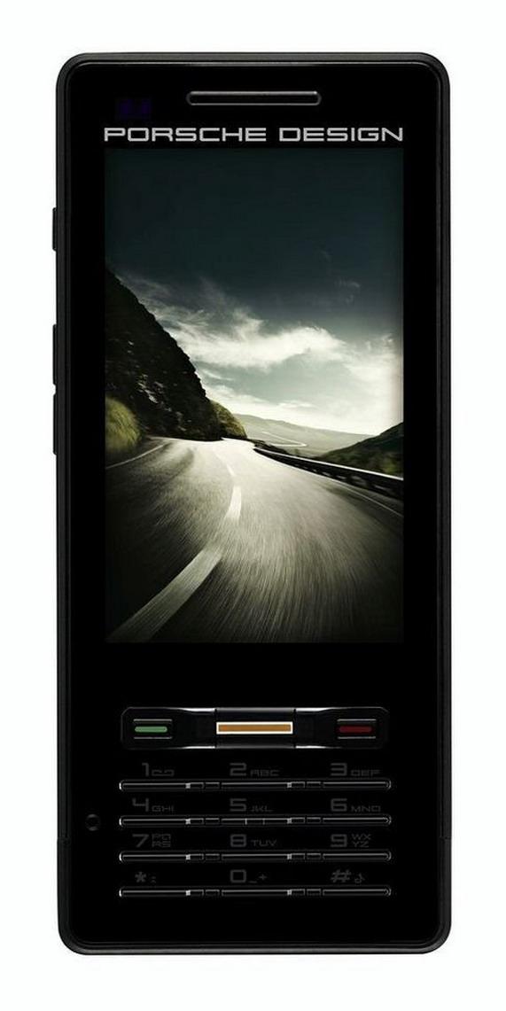 мобильный телефон от Porsche Design