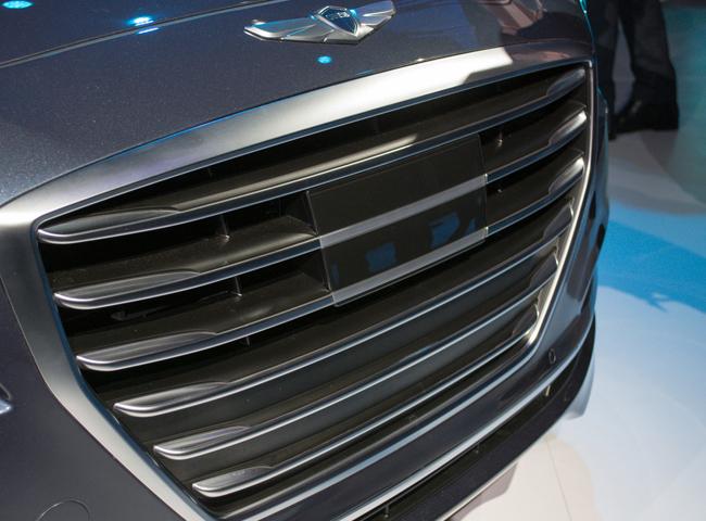 Детройтский автосалон 2014: новый Hyundai Genesis