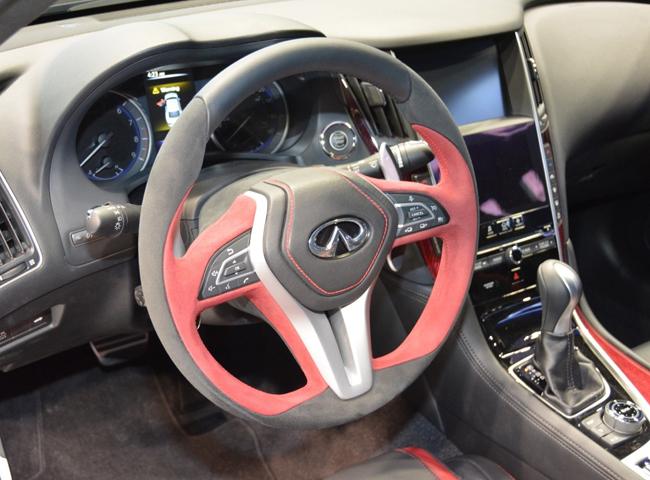 Детройтский автосалон 2014: новый Infiniti Q50 Eau Rouge
