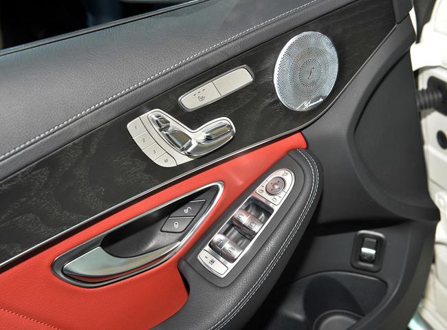Автосалон в Детройте 2014: новый Mercedes C-Class