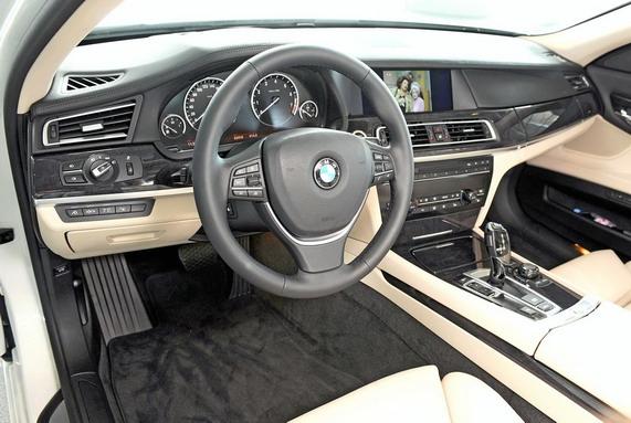 BMW 760i/Li