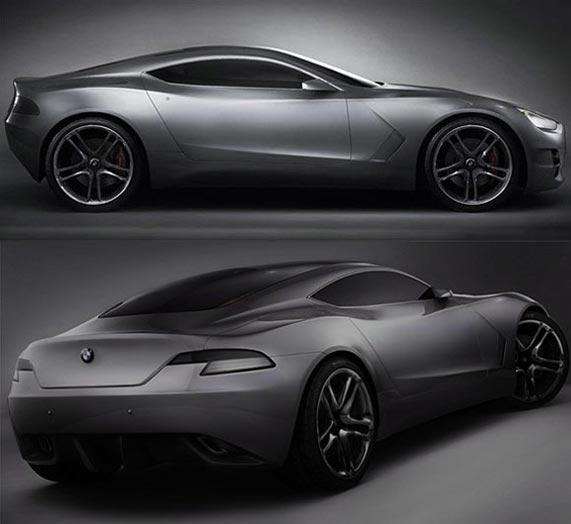 Concept BMW CS Iulian Bumbu