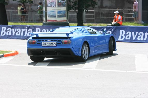 Bugatti EB-110 SS