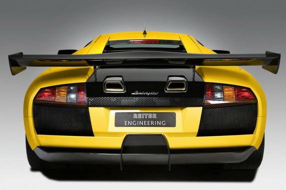 Lamborghini Reiter