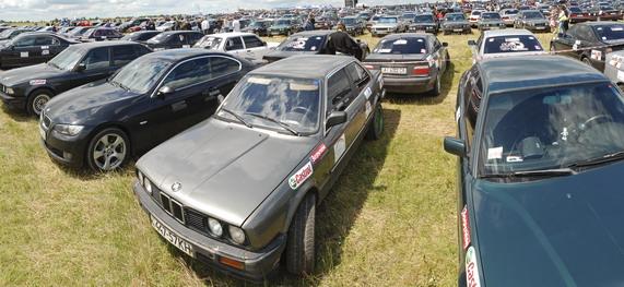 BMW слет