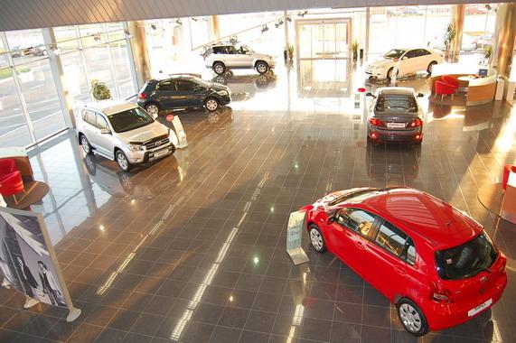 «Тойота Центр Киев «Автосамит на Столичном»