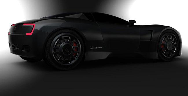 Pininfarina Coupe Concept