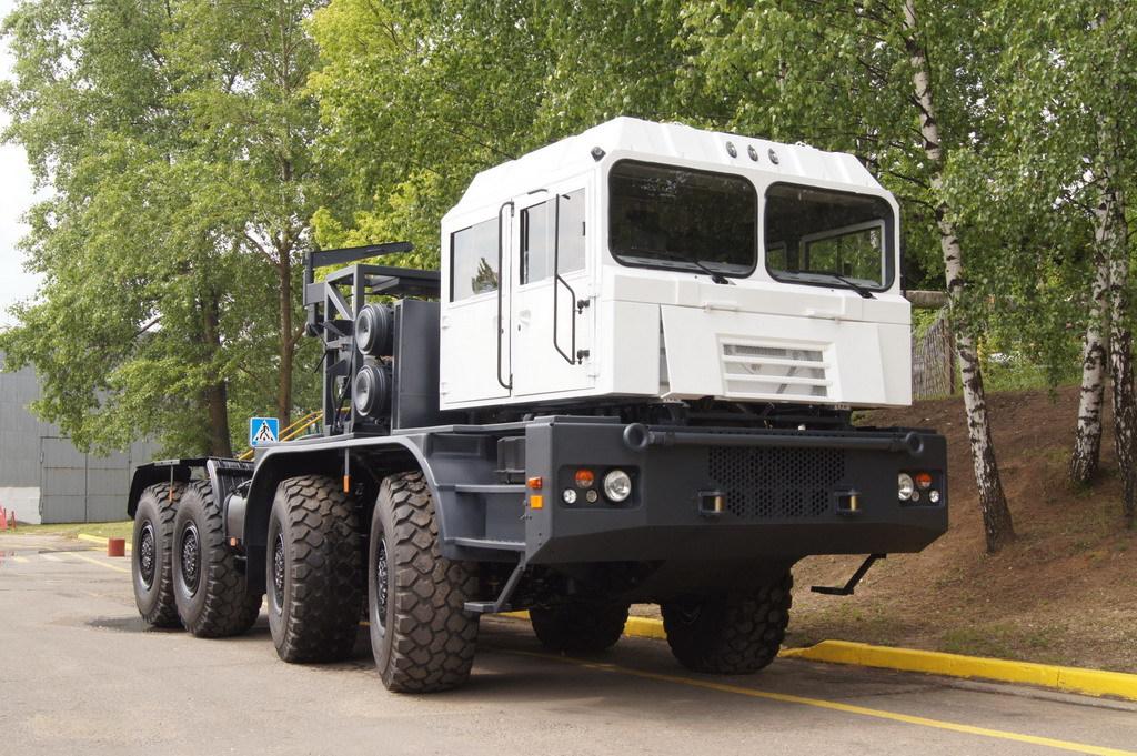 veicoli pesanti volat  biellorussia Minsk_truck