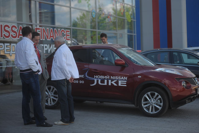 «АвтоАльянс Киев» - «Всё, что касается Nissan»
