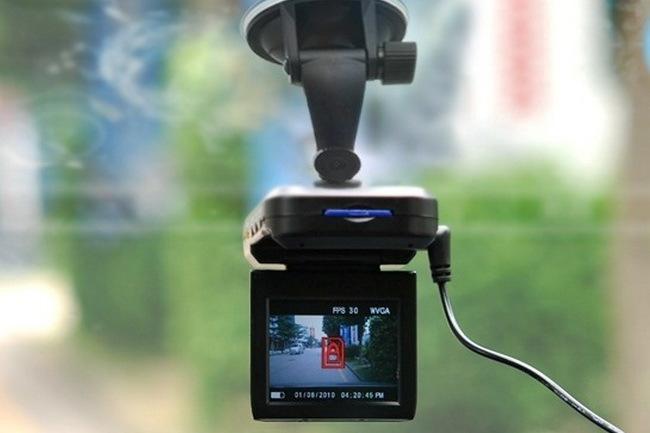 Штраф по видеорегистратору