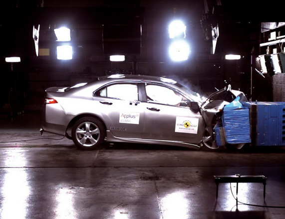 Crash Test Honda
