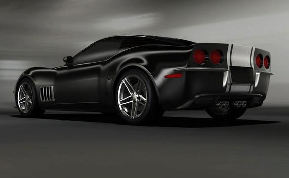 C3R Corvette