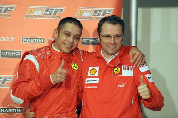 Rossi F1