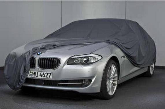 новый седан BMW 5 серии