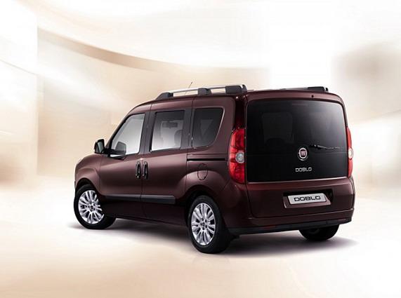 Обновленный Fiat Doblo