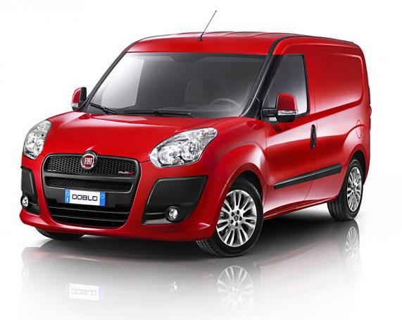 Новый Fiat Doblo Cargo