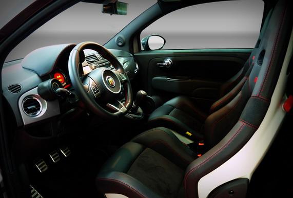 Fiat 500 Abarth essesesse