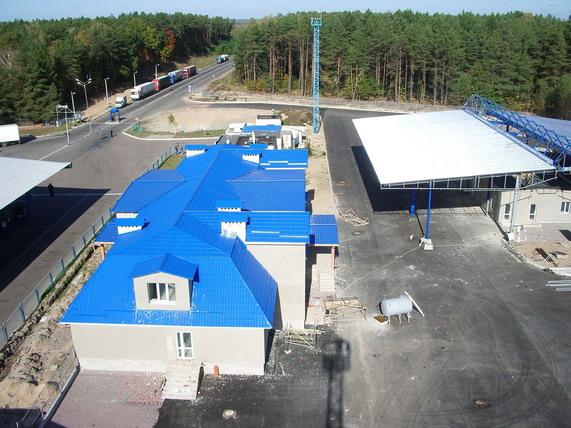 ограничение движения автотранспорта,пункт пропуск «Новые Яриловичи»