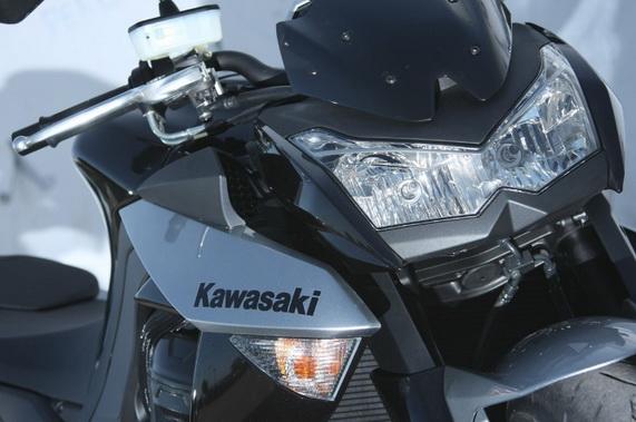 Kawasaki Z1000 2010