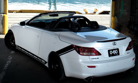 Lexus IS-C