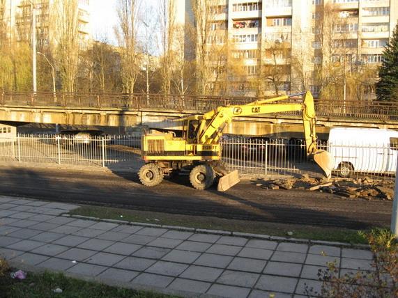 ремонт дорог во Львове