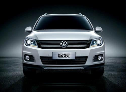 Новый VW Tiguan