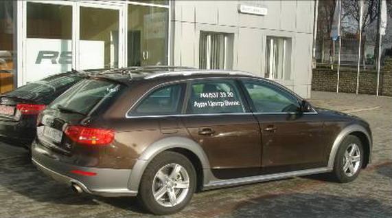 тест-драйв,Audi A5 Sportback и Audi A4 Allroad