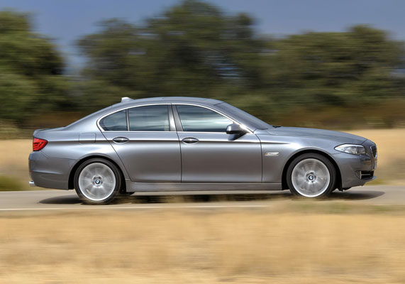 Новый BMW 5-Series