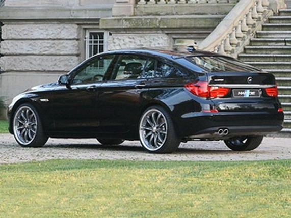 хэтчбек BMW 5 Series GT