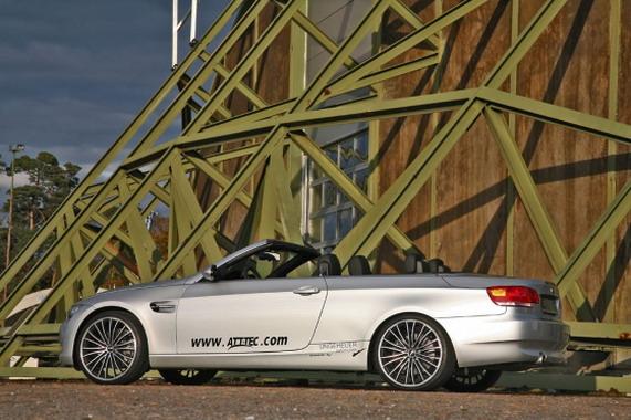 кабриолет BMW 335i