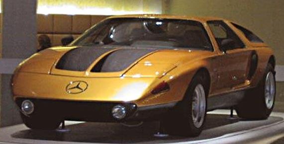Mercedes С111/3