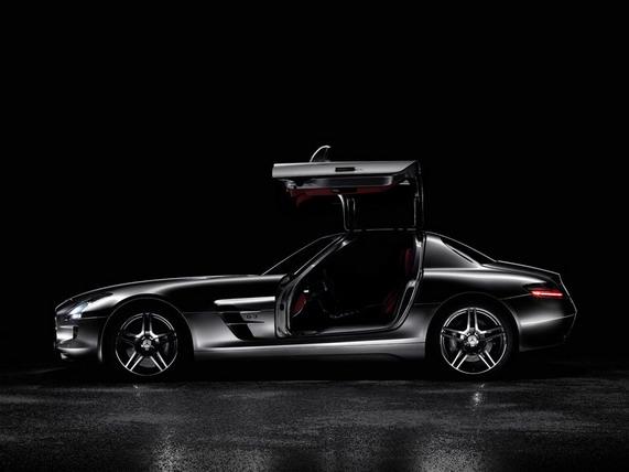 Mercedes-Benz SLS eDrive