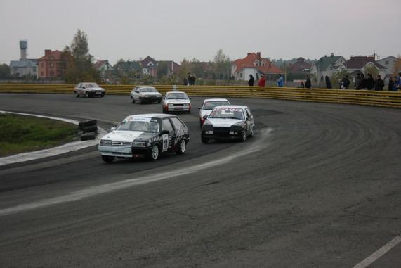 Второй этап Кубка Украины по кольцевым гонкам памяти Ивана Калинчука