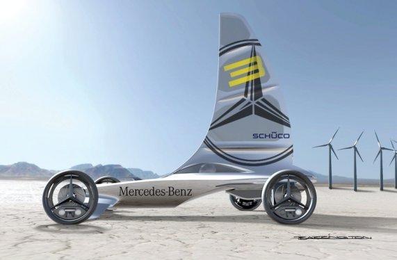 Mercedes Formula Zero