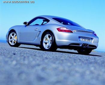 Porsche Caymann S