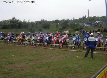 На трассе «Вербовая Лоза» в Александрии прошел очередной этап Кубка Украины по мотокроссу