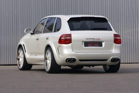 Porsche Cayenne от Gemballa
