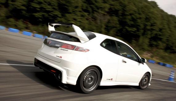 хэтчбек Civic Type-R