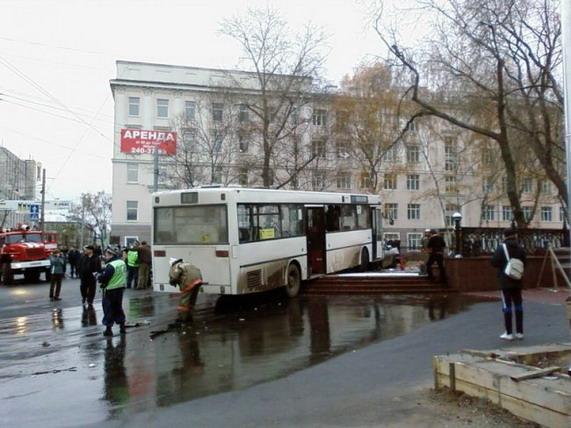 ДТП в Перми