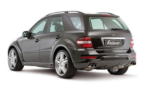 Mercedes-Benz ML 2009