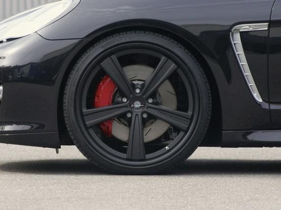 Porsche Panamera Mistrale