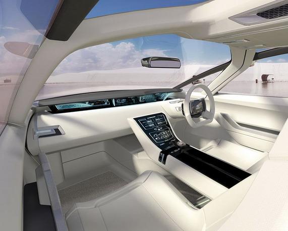 концепт Subaru Hybrid Tourer